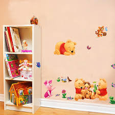 Aliexpresscom  Buy Winnie The Pooh Wall Stickers Decorative - Cheap wall decals for kids rooms