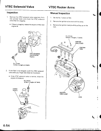 oil filter honda civic 1996 6 g workshop manual