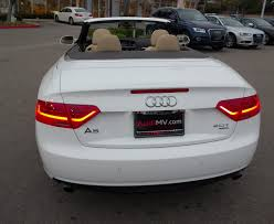 convertible audi 2013 the 2013 audi a5 cabriolet