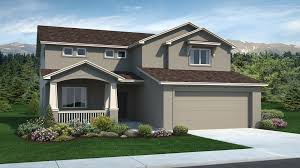 Our Town House Plans by New Homes Colorado Springs Colorado Springs New Construction