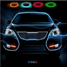 Neon Lights In Cars Interior Led Lights Styling