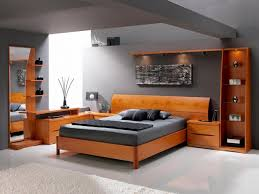 Beautiful And Elegance Solid Wood Bedroom Design Home Decoration - Wood bedroom design