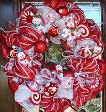 christmas mesh ribbon mesh ribbon christmas wreath festival collections