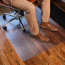 Chair Mats For Laminate Floors E S Robbins 184603 Sit Or Stand Dual Purpose Mat Hard Floor