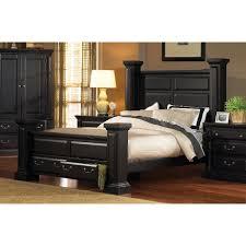 Black Queen Bedroom Sets Torreon Black 6 Piece Queen Bedroom Set Rc Willey Furniture Store