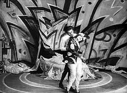 The Cabinet Of Caligari 1962 The Silver Screen Surfer Genuine 1920 Directed By Robert Wiene