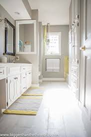 diy bathroom remodel before and after