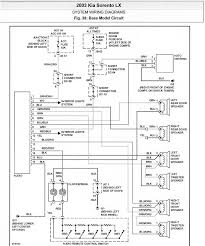 kia stereo wiring diagram kia wiring diagrams instruction