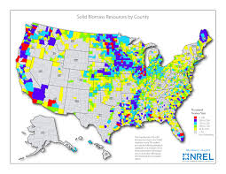 Map Of The United States Please by Biomass Resource Basics Department Of Energy