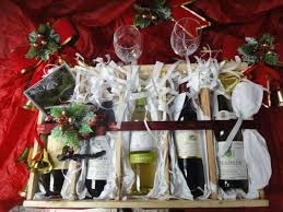 christmas wine gift baskets wine gift basket for christmas at yats wine cellars philippines