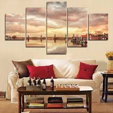 Home Decoration Paintings Online Get Cheap Retro Canvas Painting Aliexpress Com Alibaba Group