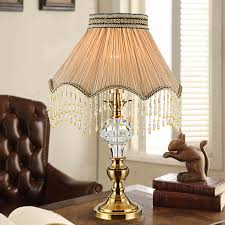 Table Lamps For Living Room Modern by Modern Table Lamp Living Room Fabric Decorative Table Lamp Bronze