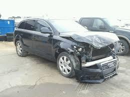 2007 audi q7 sale auto auction ended on vin wa1bv74l77d023795 2007 audi q7 4 2 qua