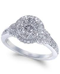 womens diamond rings womens engagement and wedding rings macy s