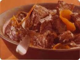 cuisiner du jarret de boeuf jarret de boeuf braisé à l orange cuisine