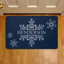 Welcome Doormats Personalized Christmas Doormats At Personal Creations