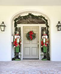 Front Door Decoration Ideas Christmas Front Door Decorations Quiet Corner