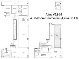 altez 62 08 4 bedroom penthouse for rent 4424 sqft