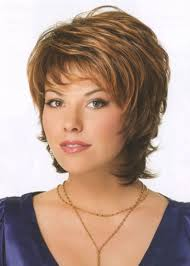 medium hair with short layers layered hairstyles haircuts