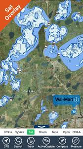 lake lanier map lake lanier ga fishing charts on the app store