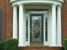 front doors front door live long window and iron handle front