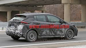 nissan leaf lease bay area next gen nissan leaf spied