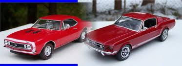 1967 camaro vs 1967 mustang revell 1967 chevrolet camaro ss 396 l78 option page 2
