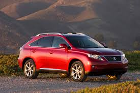 lexus suv models 2010 lexus announces pricing for all new 2010 rx 350