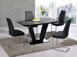 Dining High Chairs Furniture High Chair Dining Table Luxury Glass High Top Table And