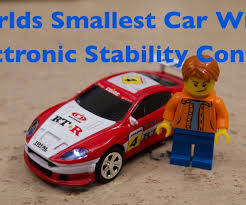 smallest cars worlds smallest car with electronic stability control 5 steps