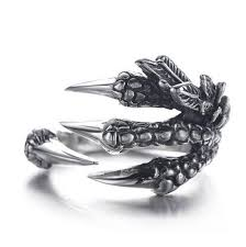 gothic jewelry rings images 2017 new personalized punk rock rings stainless steel mens biker jpg