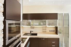 10 Beautiful Kitchens With Glass Cabinets Kitchen Design Splendid Glass Kitchen Cabinet Doors Inside