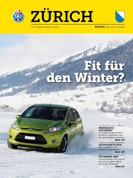 test si e auto tcs tcs zürich nr 12 2017 1 2018 by tcs touring schweiz