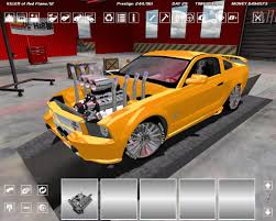 Redline Muscle Cars - good pc racing game