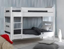 chambre enfant lit superposé chambre enfant lit superposé milo blanc chambrekids
