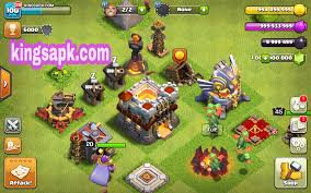 clash of lights update coc clash of lights mod apk v9 256 4 unlimited gems gold elixir