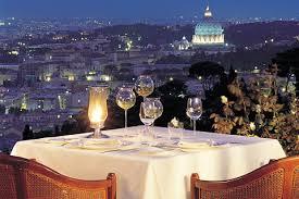 ristorante a lume di candela roma cena romantica roma migliori posti italiano sveglia