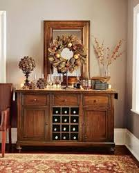 Rustic Buffet Tables by Cortona Buffet Pottery Barn Consider My Baskets In Open Shelves