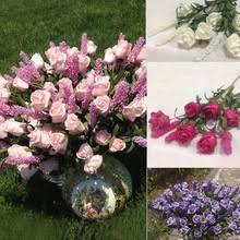 popular lavender flower arrangement buy cheap lavender flower