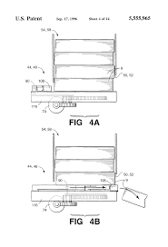 patent us5555965 battery operated vending machine for dispensing