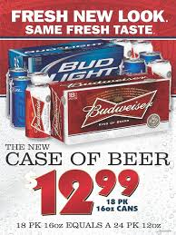how much is a 18 pack of bud light platinum bud lt 18 pack 16oz can pos by rsholtis on deviantart