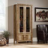 American Furniture Classics Gun Cabinet by Amazon Com American Furniture Classics 725 10 Gun Curio Cabinet