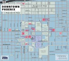 Zip Code Los Angeles Map by Downtown Phoenix Map