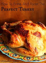 how to brine and roast the turkey mirlandra s kitchen