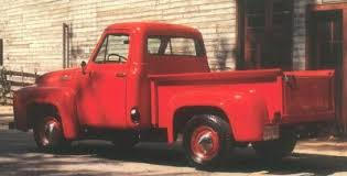 Most Comfortable Pickup Truck 1955 Ford F 100 Pickup Howstuffworks