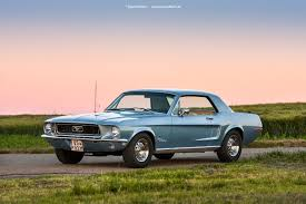 ford mustang 1968 coupe 1968 ford mustang coupe by americanmuscle on deviantart