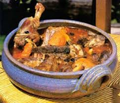 cuisiner du cabri agneau en sauce jpg