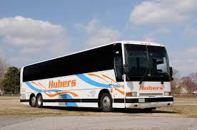 motorcoaches for baltimore metropolitan area hubers bus service