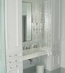 Bathroom Vanity Backsplash by Bathroom Vanity Tile Backsplash Stylin Tiling Erika Brechtel