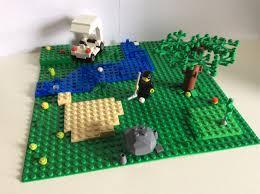 lego ideas golf course